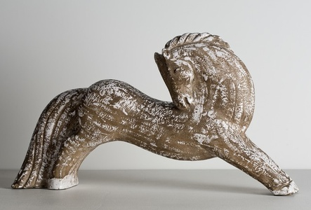 Rare Horse Sculpture