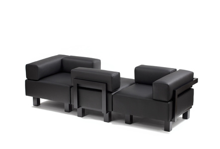 Conversadeira Segall Sofa