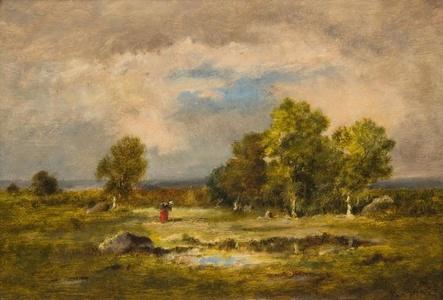 Clairiere et Mare aux Viperes, Foret de Fontainebleau