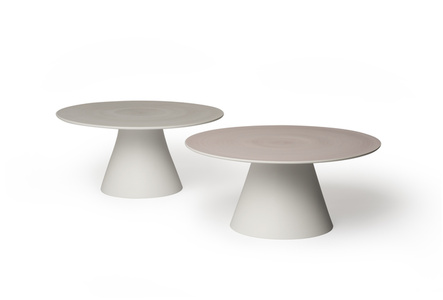 Red and Grey (small dining table)