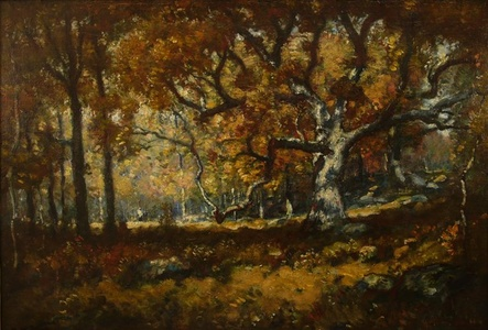 The Woodland Scene