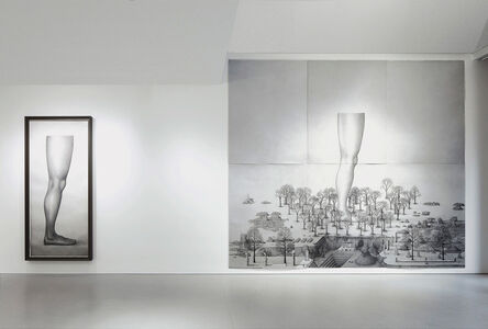 Paul Noble: New Works