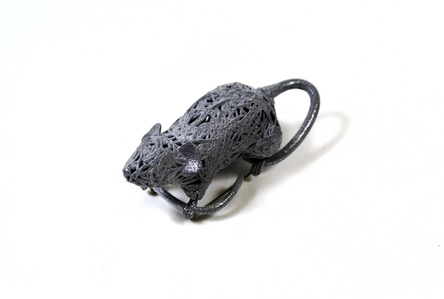 Tangled Up: The Field Mouse (Brooch)