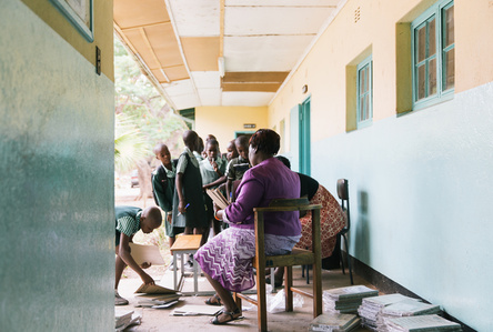 Bikita Primary School Zimbabwe
