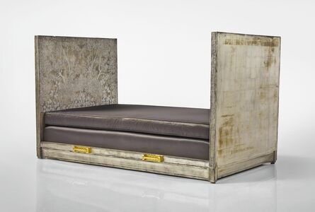 Daybed from the Bedroom of Madame Rateau, Paris