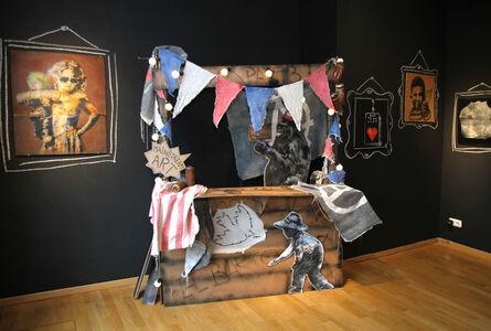 "Installation ""Mainstream Art"" Booth"