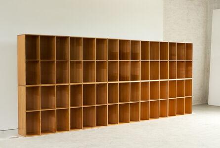 Set of Ten Bookcases