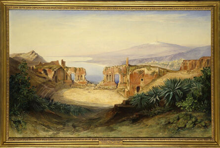 Taormina and Mount Etna