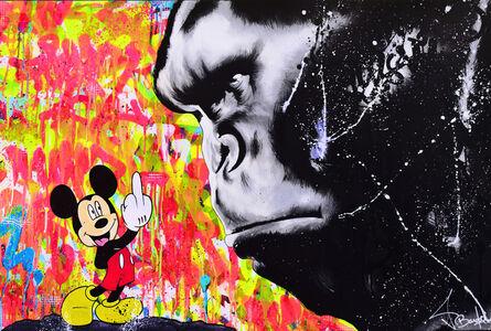 Mickey VS King Kong