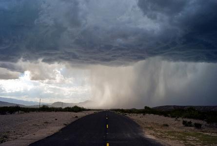Chinati Storm