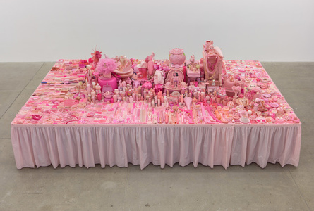 Pink Project: Table