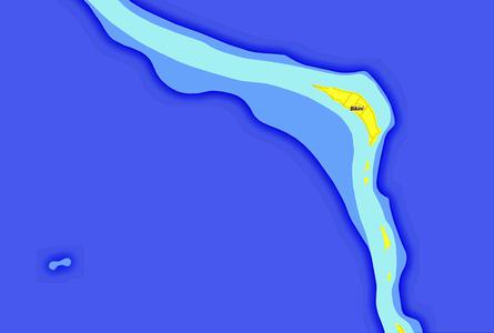 Atmospheric, Underground, Exoatmospheric, Underwater. Baker, (Crossroads) 11.59°N 165.50°E, NE Lagoon, Bikini Atol,Republic of the Marshall Islands, July 24, 1946.