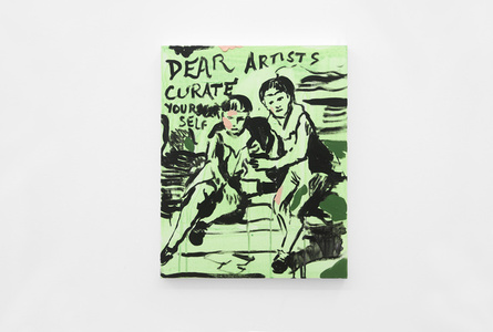 Untitled Painting (Dear Artists Curate Yourself)