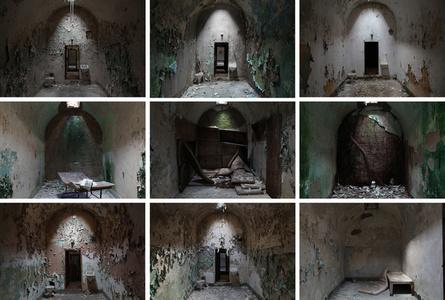 DETRITUS I, HOLMESBURG PRISON