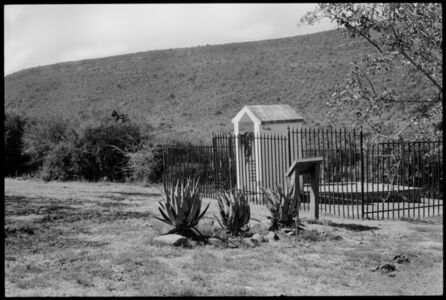 The burial place of Ntsikana, Kat River