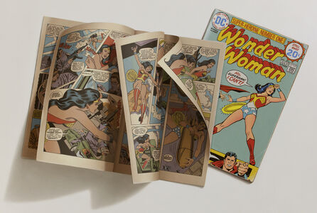 A Picture of Wonder Woman