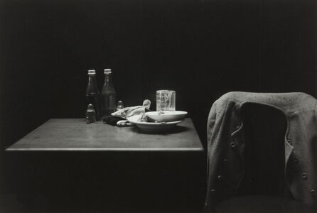 Catsup Bottles, Table and Coat, New York