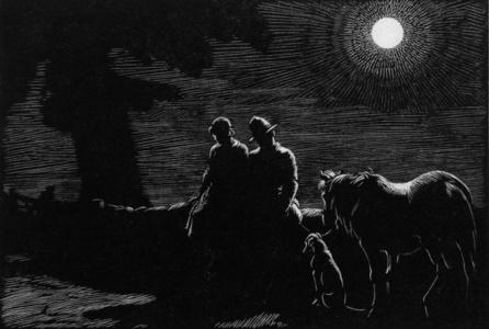 By Moonlight, c1938