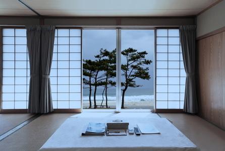 Into a Time Frame: Naoshima