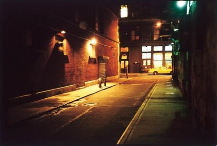 Yellow Cab . New York . printemps 2001