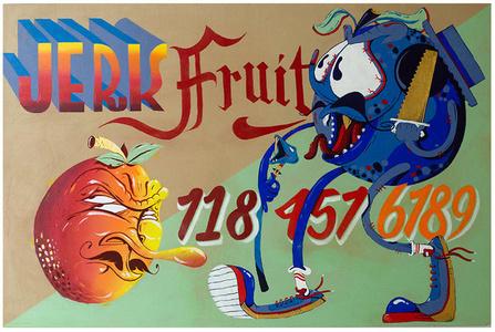 Fruit Jerk