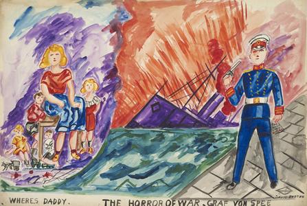 Where's Daddy/ The Horror of War/ Graf von Spee