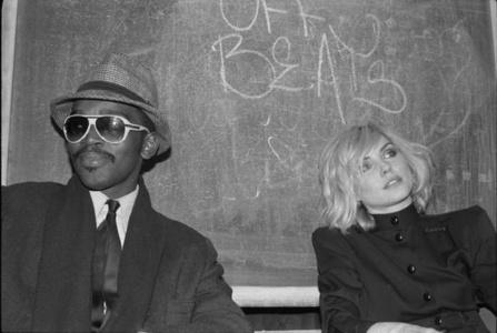 Fab 5 Freddy and Debbie Harry, TV Party