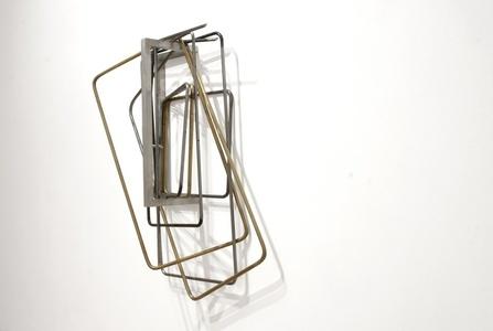 untitled (folding chairs) I