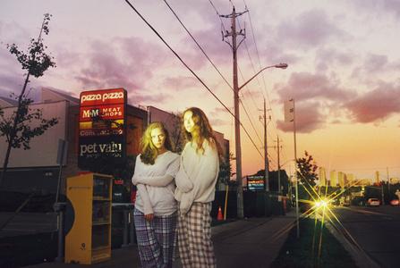 Anna and Kathleen
