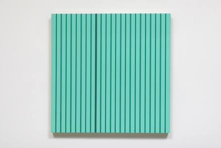 Untitled (turquoise poly)