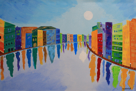 Canal of Colors