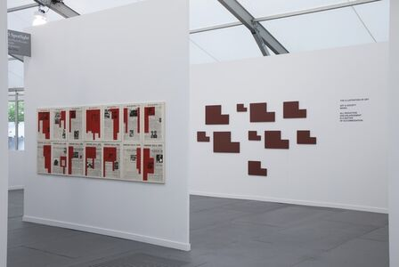 Galeria Nara Roesler at Frieze New York 2015