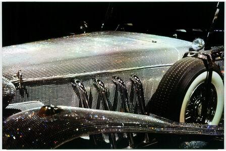 Untitled #122 (rhinestone car)
