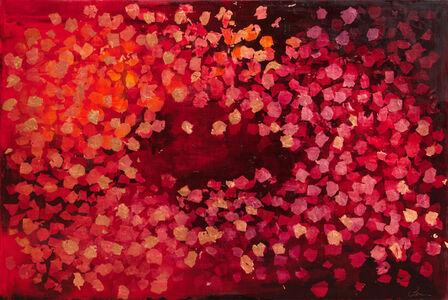 Autumn Copper Leaves