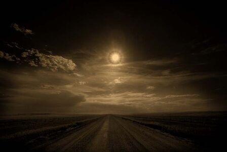 Ring Around the Sun, Badlands, South Dakota