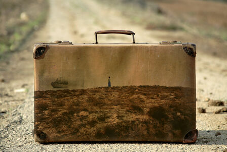 Memory Suitcase #4