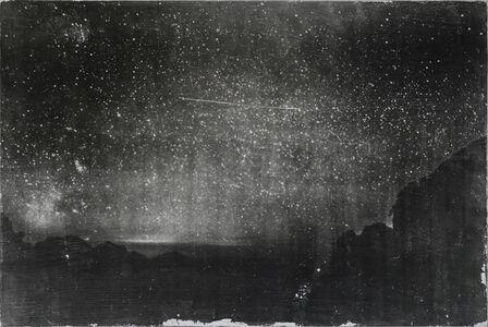 Stardust Light in the Night Sky I 夜空中星塵的光 I