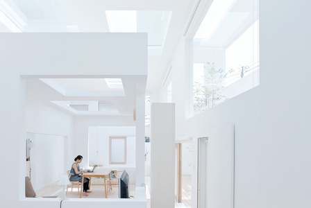 House N, Oita, Japan