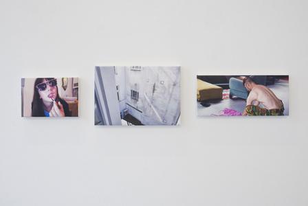 Paintings n°12, 13 and 14