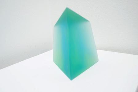 Aura Sea Glass Crystal