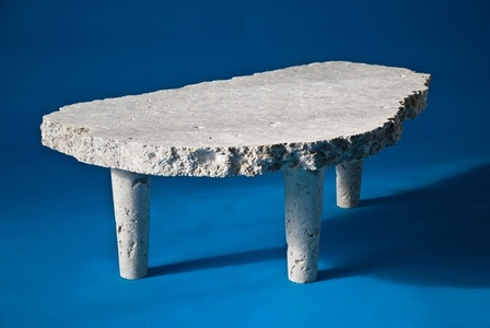 Dowiyogo's Ancient Coral Coffee Table