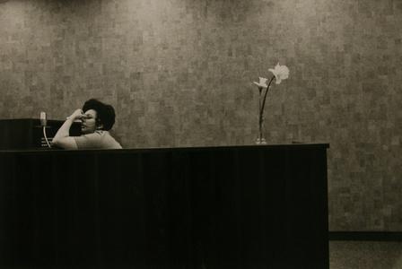 Receptionist, SF