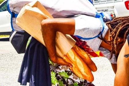 Baguettes at Saline