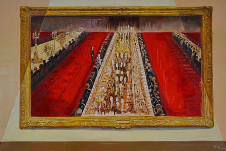 Permanent Mark- Diplomatic Banquet 永痕-外交国宴