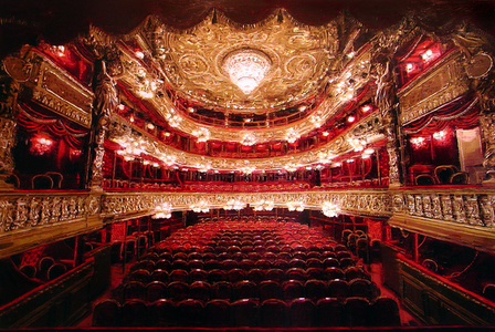 (ATH) Paris Palais Royal Opera House