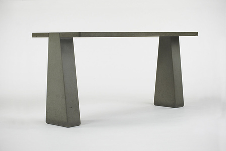 """Incas"" console table"