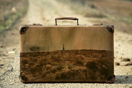 Memory Suitcase #4