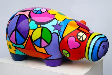 Hippo'Art Pace Amore