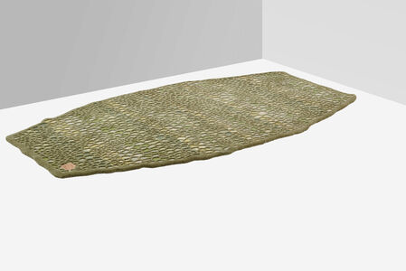Day by Day - Green Rug for Nodus