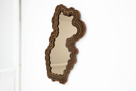 Sushi Mirror (Brown)
